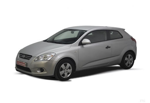 KIA Ceed Proceed II hatchback silver grey