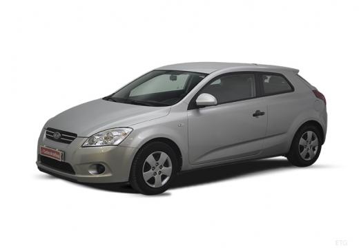 KIA Ceed Proceed II hatchback silver grey