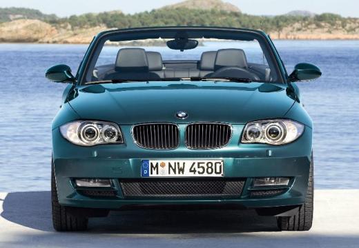 BMW Seria 1 Kabriolet Cabrio E88 I