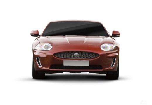 JAGUAR XK II coupe przedni