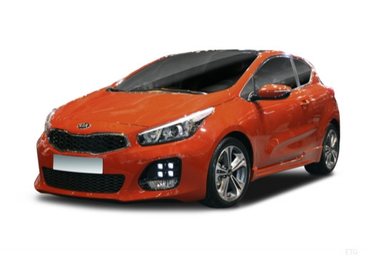 KIA Ceed Proceed V hatchback przedni lewy
