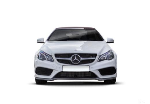 MERCEDES-BENZ Klasa E Cabrio A 207 II kabriolet przedni