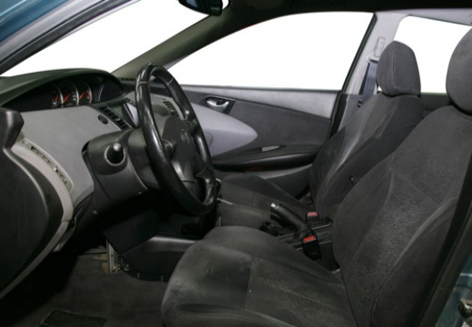 NISSAN Primera V sedan wnętrze