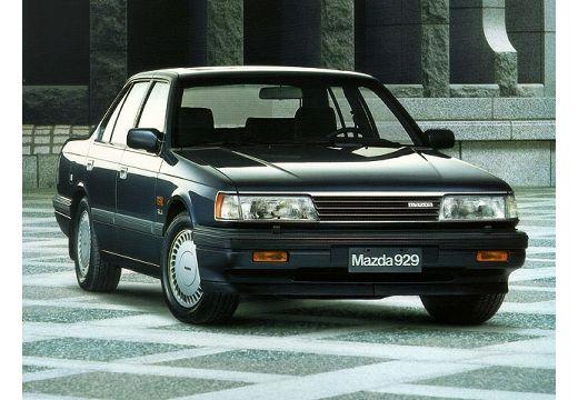 MAZDA 929 2.2 GLX Aut. Sedan II 136KM (benzyna)