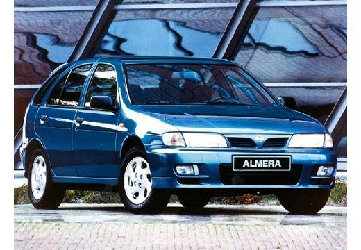 NISSAN Almera 1.6 Emotion Hatchback II 90KM (benzyna)