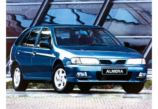 NISSAN Almera 1.4 Competence Hatchback II 75KM (benzyna)