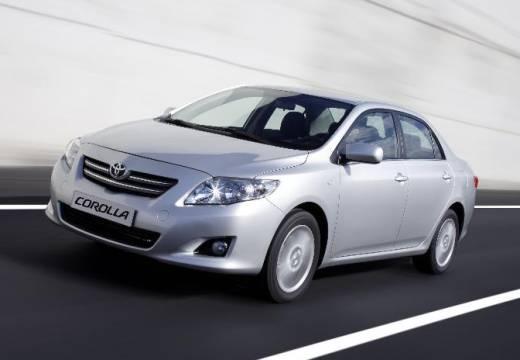 Toyota Corolla 1.6 VVT-i Prestige MM Sedan I 124KM (benzyna)