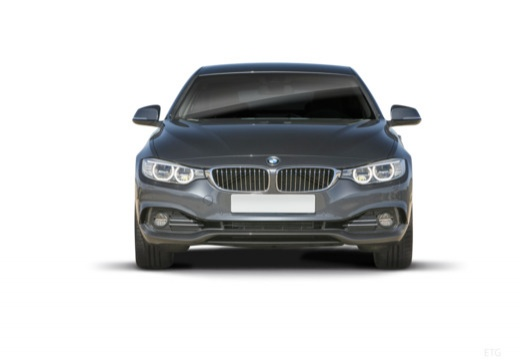 BMW Seria 4 Gran Coupe F36 I hatchback przedni