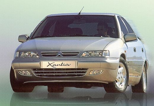 CITROEN Xantia II 2.0 HDI Exclusive Hatchback 109KM (diesel)