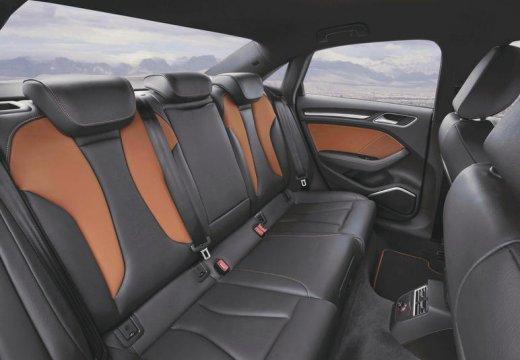 AUDI A3 Limousine I sedan wnętrze