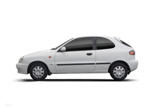 DAEWOO / FSO Lanos FSO hatchback boczny lewy