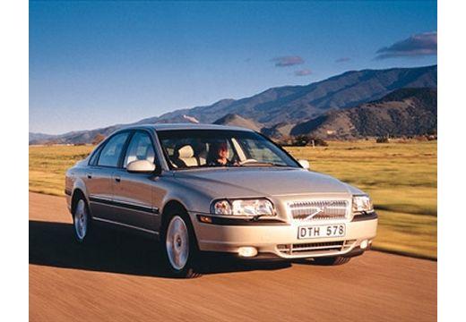 VOLVO S80 sedan przedni prawy