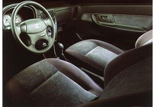 SEAT Cordoba I sedan wnętrze