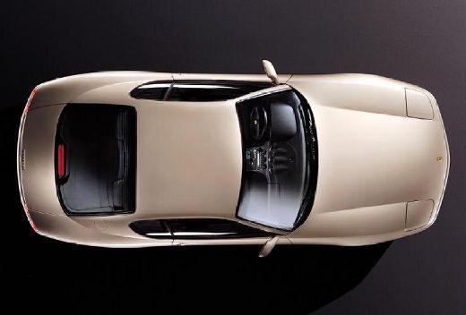 FERRARI 456 coupe szary ciemny