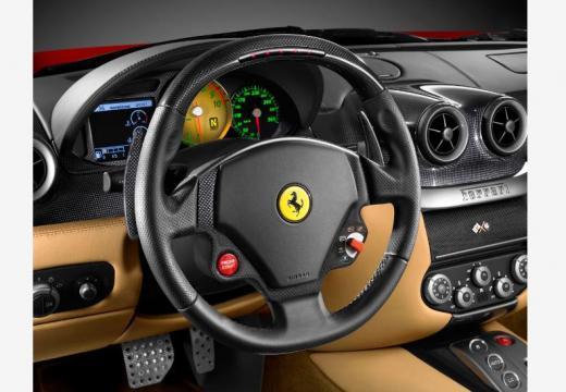 FERRARI 599 coupe tablica rozdzielcza