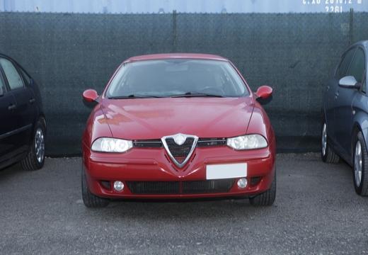 ALFA ROMEO 156 Sportwagon III kombi przedni