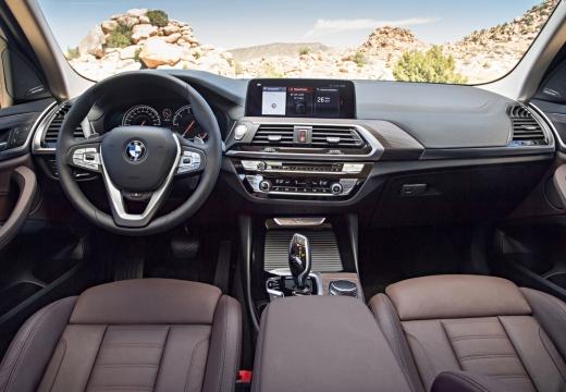 BMW X3 X 3 G01 kombi tablica rozdzielcza