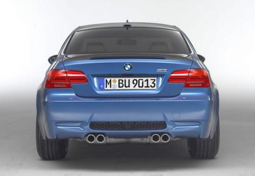 BMW Seria 3 E92 II coupe niebieski jasny tylny