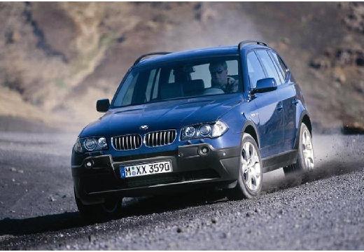 BMW X3 2.0i Kombi X 3 E83 I 150KM (benzyna)