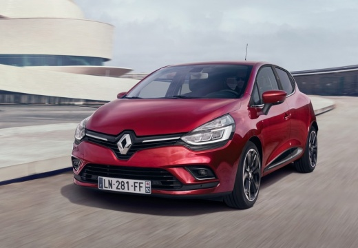 RENAULT Clio 0.9 TCe Life Hatchback IV II 90KM (benzyna)