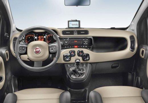 FIAT Panda III hatchback tablica rozdzielcza