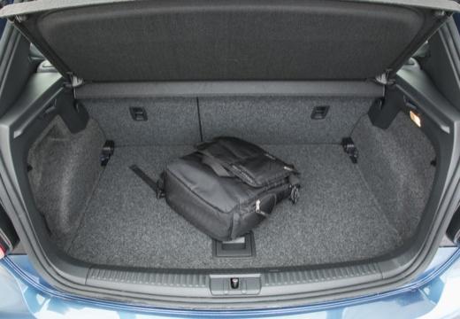 VOLKSWAGEN Polo V I hatchback przestrzeń załadunkowa