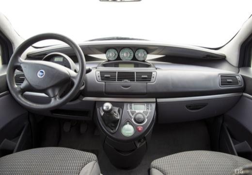 FIAT Ulysse van niebieski jasny tablica rozdzielcza