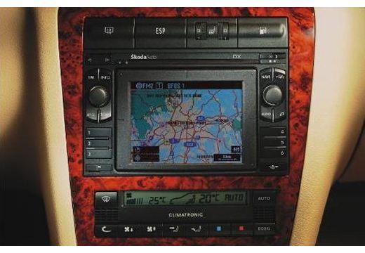 SKODA Octavia I hatchback szczegółowe opcje