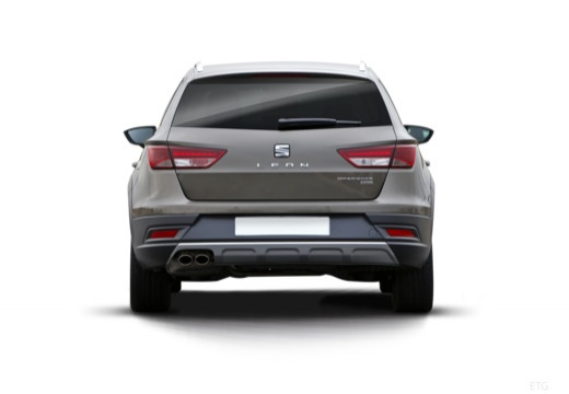 SEAT Leon X-Perience I kombi tylny