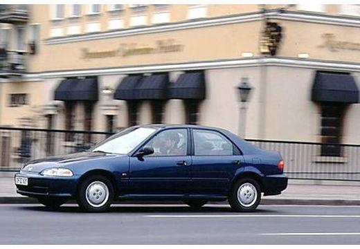 HONDA Civic Sedan II