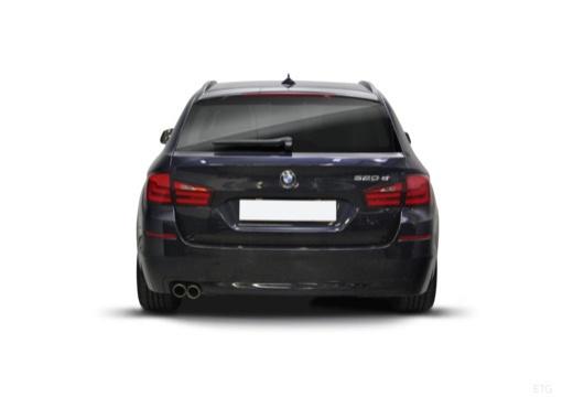 BMW Seria 5 Touring F11 I kombi tylny