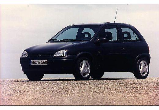 OPEL Corsa 1.7 D City Hatchback B 60KM (diesel)