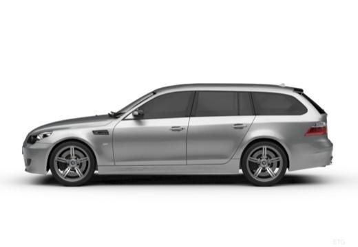 BMW Seria 5 Touring E61 I kombi boczny lewy