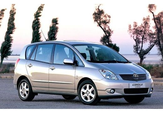 Toyota Corolla 2.0 D-4D Terra Kombi mpv Verso I 90KM (diesel)