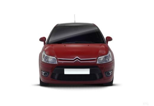 CITROEN C4 II hatchback przedni