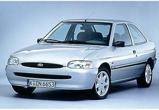 FORD Escort V hatchback silver grey przedni lewy