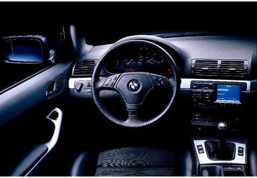 BMW Seria 3 E46 coupe tablica rozdzielcza