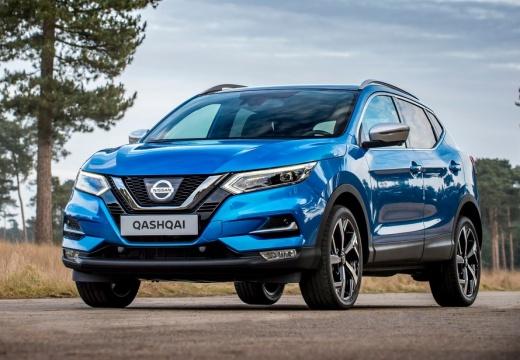 NISSAN Qashqai 1.6 dCi 4x4 N-Connecta Hatchback IV 130KM (diesel)
