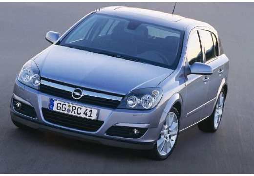 OPEL Astra III 1.7 CDTI Cosmo Hatchback I 100KM (diesel)