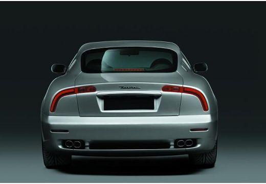 MASERATI 3200 coupe silver grey tylny