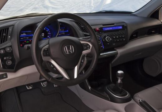 HONDA CR-Z I coupe niebieski jasny tablica rozdzielcza