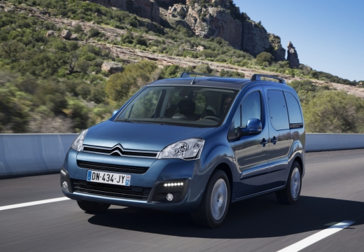 CITROEN Berlingo 1.6 VTi Feel Kombi Multispace 98KM (benzyna)