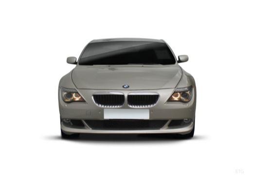 BMW Seria 6 E63 II coupe przedni