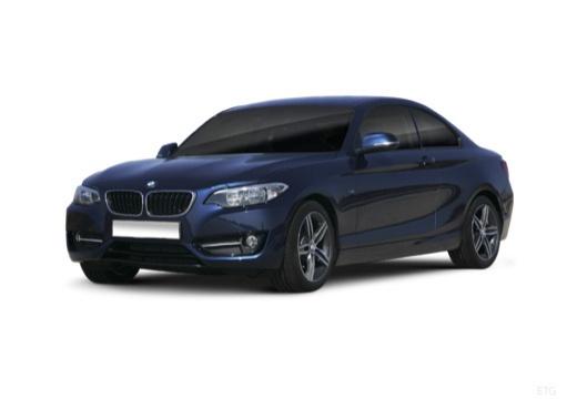 BMW Seria 2 F22 I coupe
