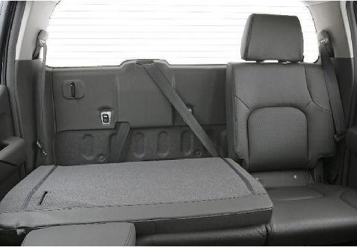 NISSAN Navara II pickup wnętrze