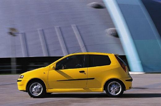 FIAT Punto 16V HGT Hatchback II I 1.8 130KM (benzyna)