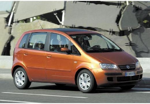 FIAT Idea I kombi złoty przedni prawy