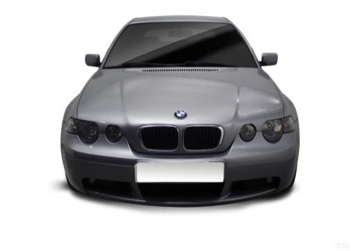 BMW Seria 3 hatchback przedni