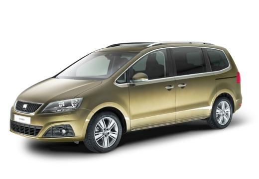 SEAT Alhambra 2.0 TDI Style DSG Van III 140KM (diesel)