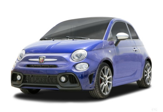 ABARTH 595C 1.4 T-Jet 16v Turismo Kabriolet C 165KM (benzyna)